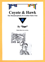 Image of front cover: 'Coyote & Hawk' by *Sage*