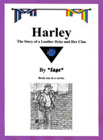 Image of front cover: 'Harley' by *Sage*